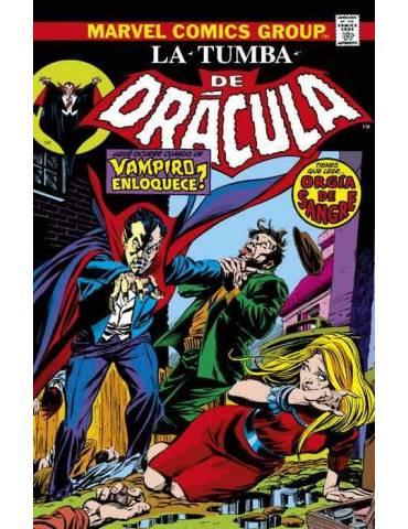 Biblioteca Drácula. La Tumba de Drácula 04 ¡Drácula Desatado!