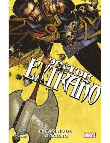 Marvel Premiere. Doctor Extraño 01. El Camino de lo Oculto