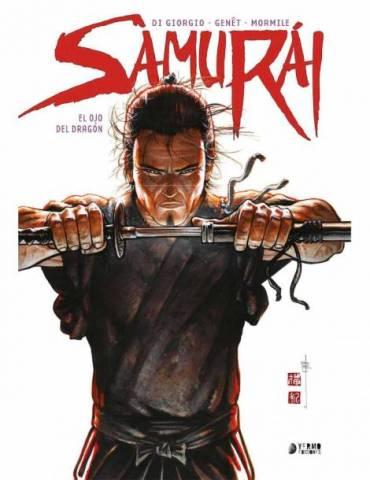 Samurai 03: El Ojo del Dragon