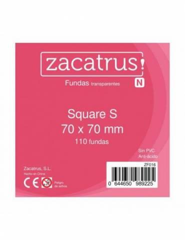 Fundas Zacatrus Square S (Cuadrada Pequeña) (110 unidades)