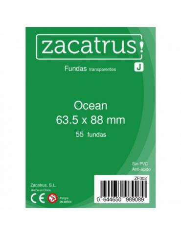 Fundas Zacatrus Ocean (Standard: 63