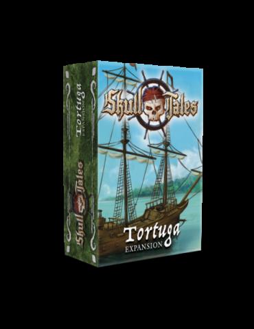 Skull Tales: ¡ A toda vela! Expansión Tortuga