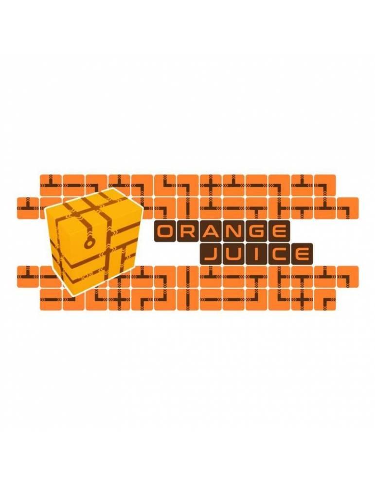 End of line: Orange Juice