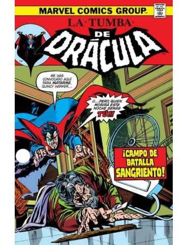 Biblioteca Drácula. La Tumba de Drácula 05 ¡Campo de Batalla Sangriento!