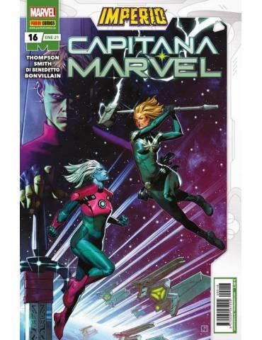 Capitana Marvel 16