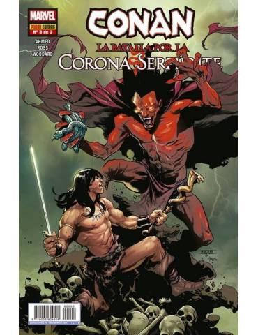 Conan. La Batalla por la Corona Serpiente 03