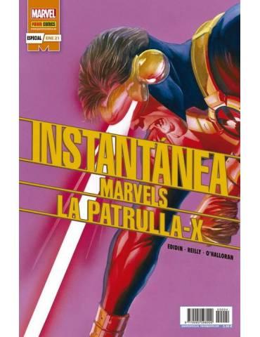 Instantanea Marvel 04. La Patrulla-X