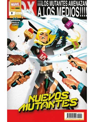 Nuevos Mutantes 09
