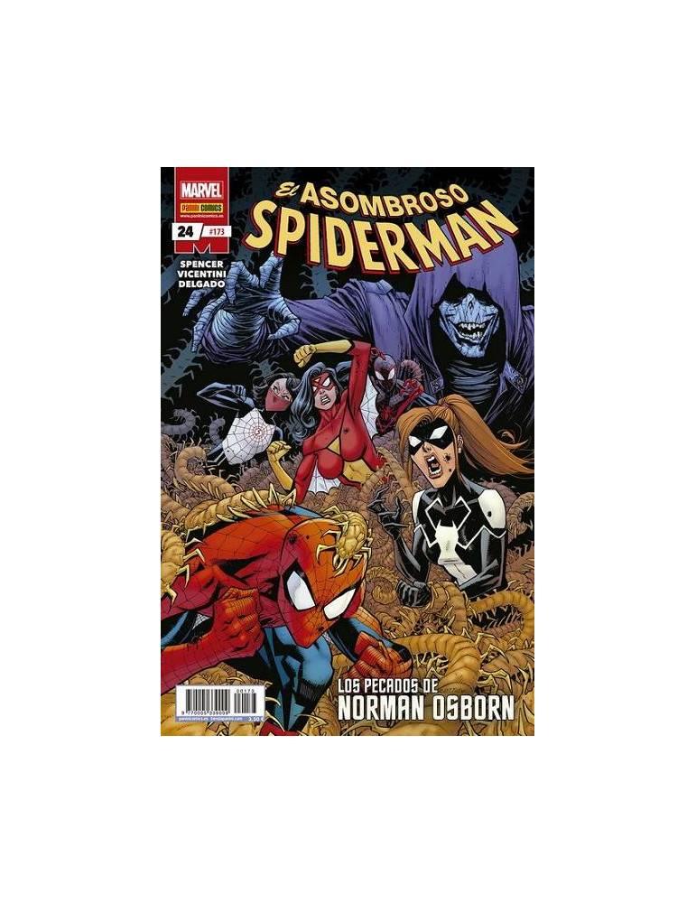 El Asombroso Spiderman 173