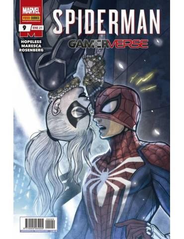 Spiderman: Gamerverse 09