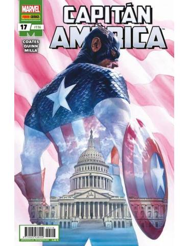 Capitan America 17