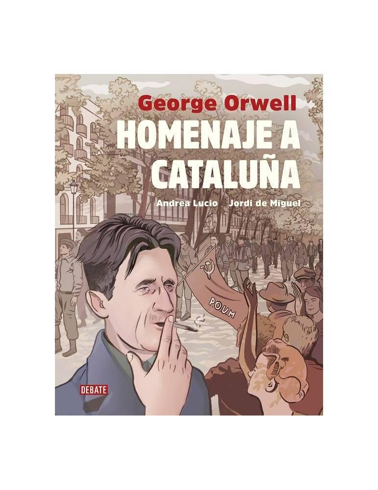 Homenaje a Cataluña (George Orwell) (Cómic)