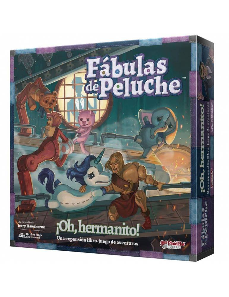 Fábulas de Peluche: ¡Oh