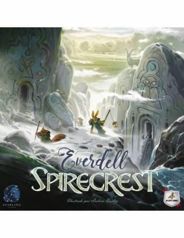Everdell: Spirecrest (Castellano)