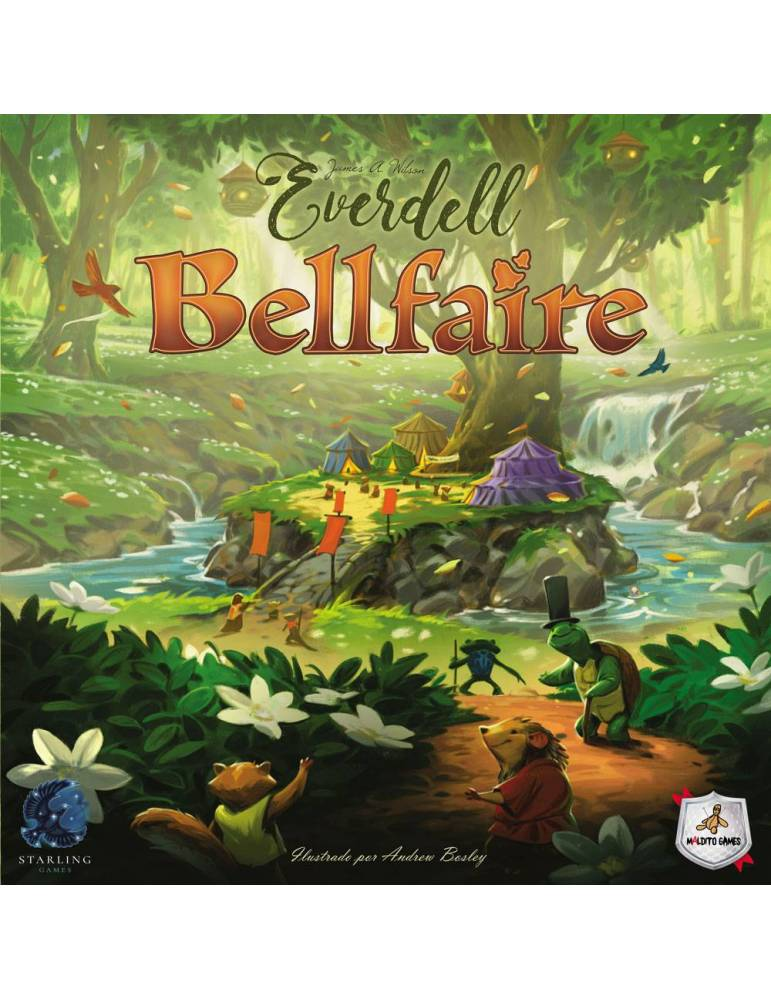Everdell: Bellfaire (Castellano)