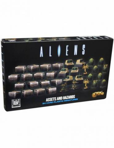 Aliens: Assets and Hazards Expansion