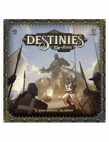 Destinies: Mar de Arena