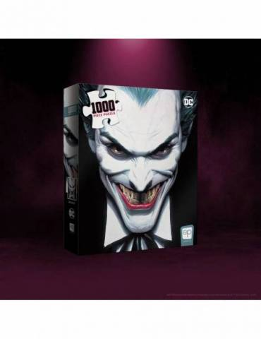 Puzle DC Comics: Joker Clown Prince of Crime (1000 piezas)