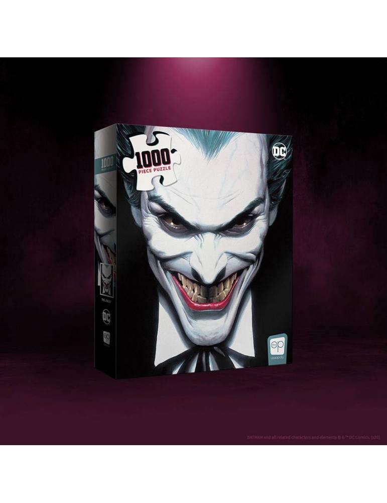 Puzle DC Comics: Joker Clown Prince of Crime (1000 piezas)