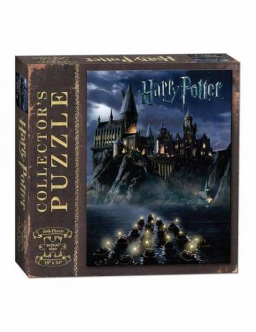 Puzle Harry Potter: Collector World of Harry Potter (550 piezas)