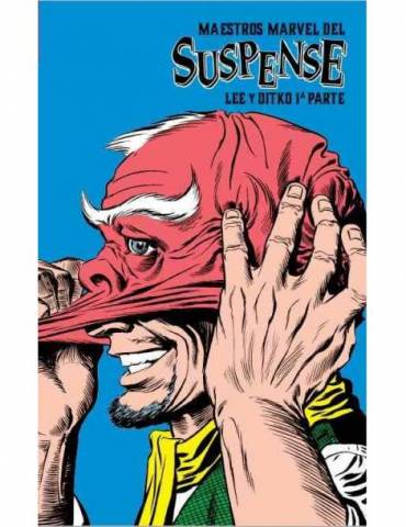 Maestros Marvel del Suspense: Lee y Ditko Primera Parte (Marvel Limited Edition)