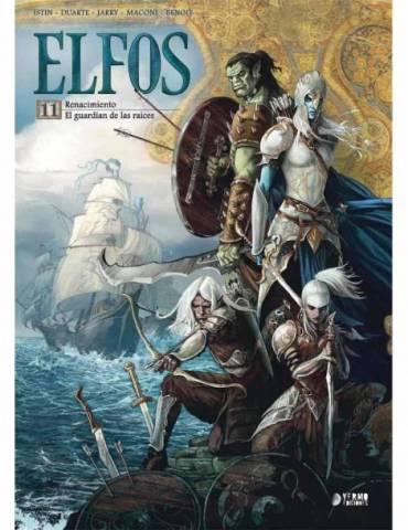 Elfos 11. Renacimiento / El Guardián de las Raices