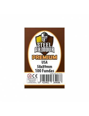 Fundas Steel Armour USA...