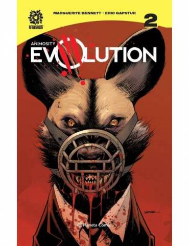 Animosity Evolution Nº02/02