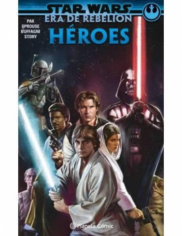 Star Wars era de la Rebelión Heroes (Tomo)