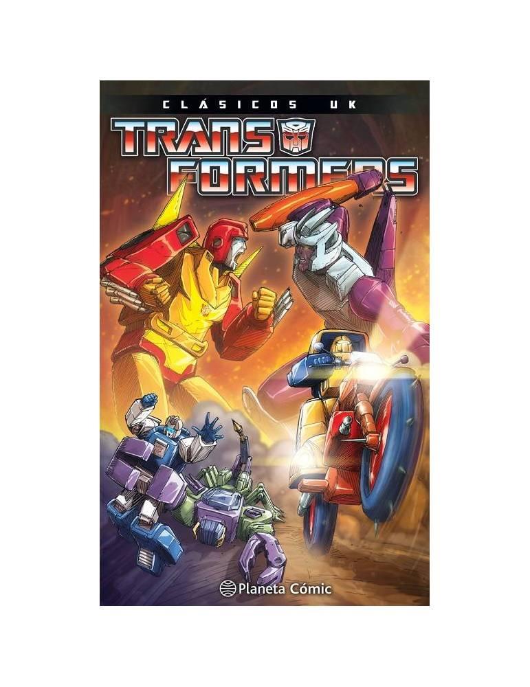 Transformers Marvel Uk Nº04/08