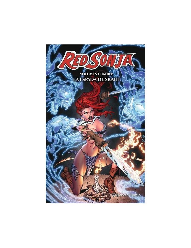 Red Sonja Nº04/05