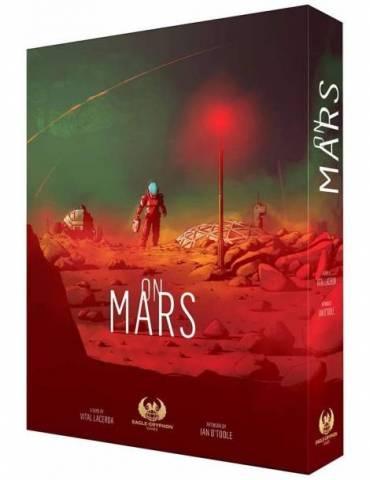 On Mars + Upgrade Pack