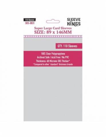 Fundas Sleeve Kings Super Large (89x146mm)