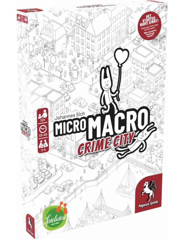MicroMacro - Crime City