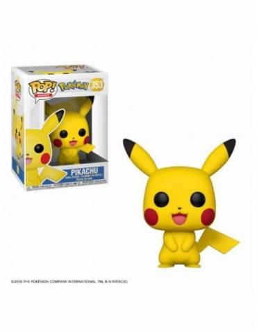 Figura POP Pokémon: Pikachu 9 cm