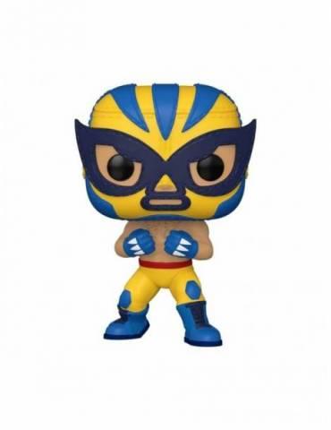 Figura POP Marvel Luchadores: Wolverine 9 cm