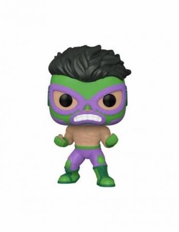 Figura POP Marvel Luchadores: Hulk 9 cm
