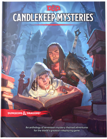 Dungeons & Dragons: Candlekeep Mysteries (Regular Cover) (Inglés)