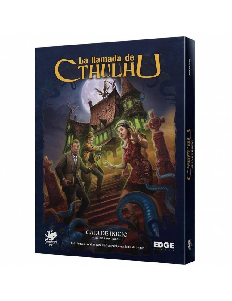 La llamada de Cthulhu: Caja de Inicio (Edición Revisada)