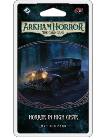 Arkham Horror: The Card Game - Horror in High Gear: Mythos Pack