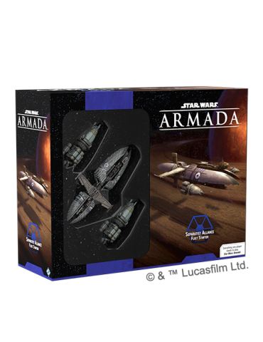 Star Wars: Armada - Separatist Alliance Fleet Starter