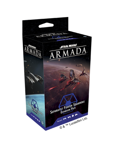 Star Wars: Armada - Separatist Fighter Squadrons Expansion Pack