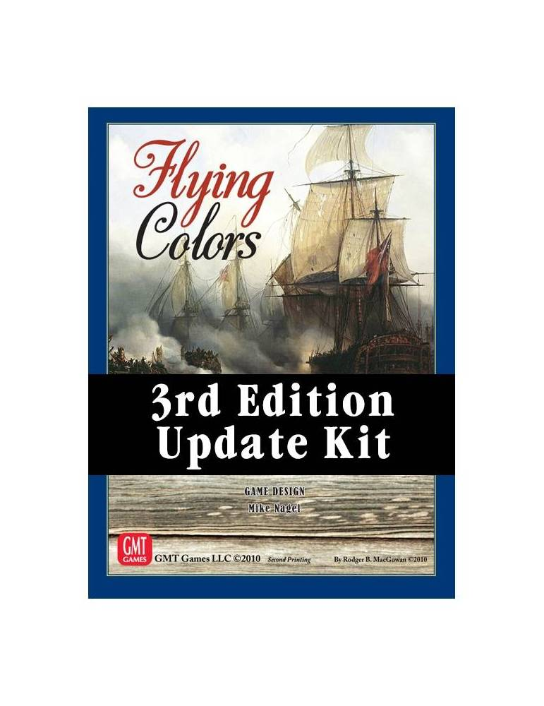 Flying Colors: 3rd Edition Update Kit