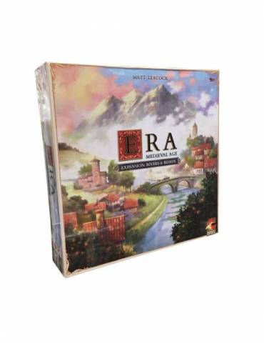 Era: Medieval Age - Rivers & Roads Expansion