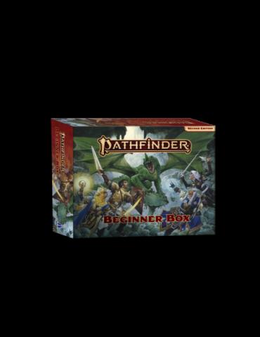 Pathfinder Beginner Box (Second Edition)