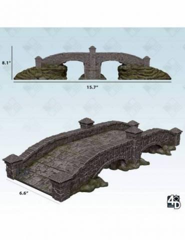 WizKids 4D Set Stone Bridge