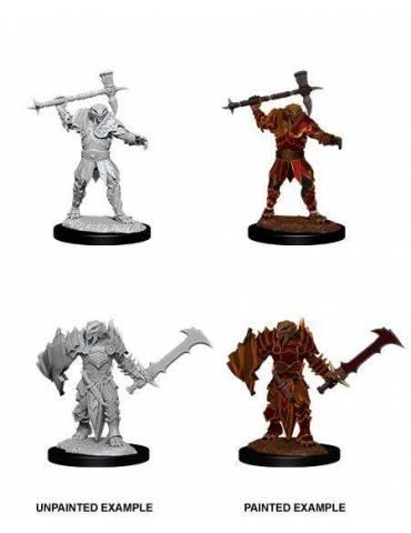 D&D Nolzur's Marvelous Miniatures: Dragonborn Paladin Male