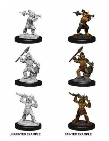 D&D Nolzur's Marvelous Miniatures: Goblins & Goblin Boss