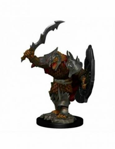 D&D Icons of the Realms: Dragonborn Fighter Male Premium