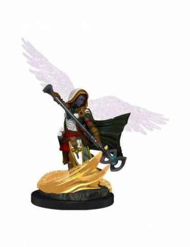 D&D Icons of the Realms: Aasimar Wizard Female Premium